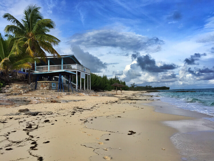 Sandy Toes: The Private Island Getaway