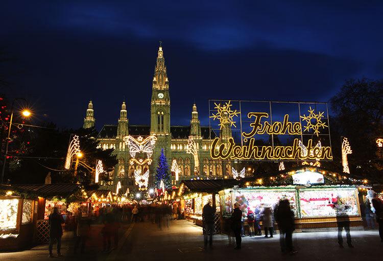 vienna christmas market - Vienna Christmas Market
