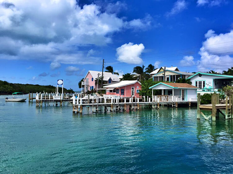 Hope Town, Abaco, The Bahamas