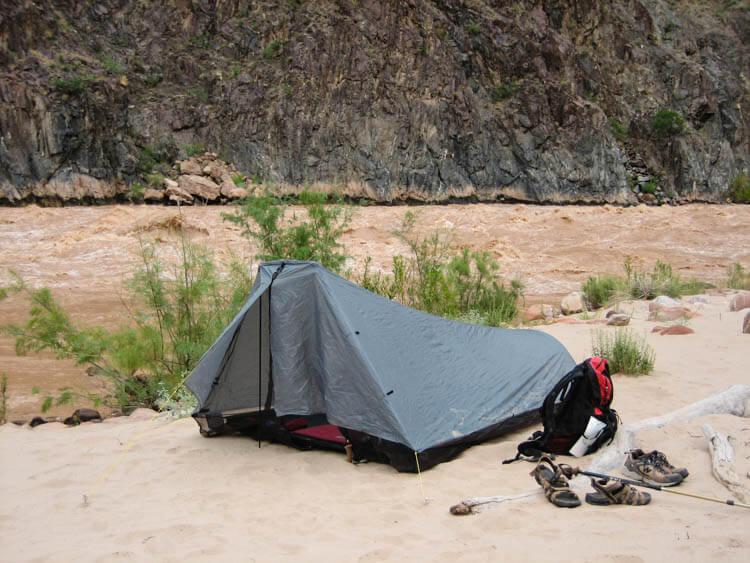 Grand Canyon Colorado River Boucher Creek