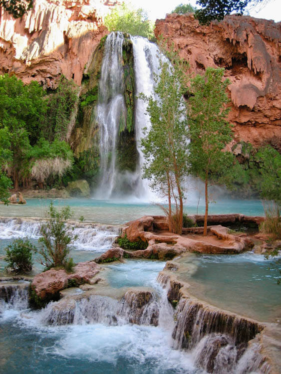 Grand Canyon Havasu Falls