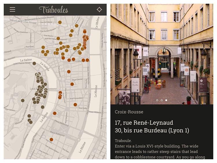 Lyon Traboule