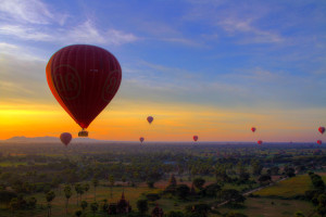 10 Hot Air Balloon Adventures For Your Bucket List