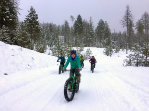 Winter Adventures in Whitefish