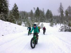 Winter Adventures in Whitefish, Montana