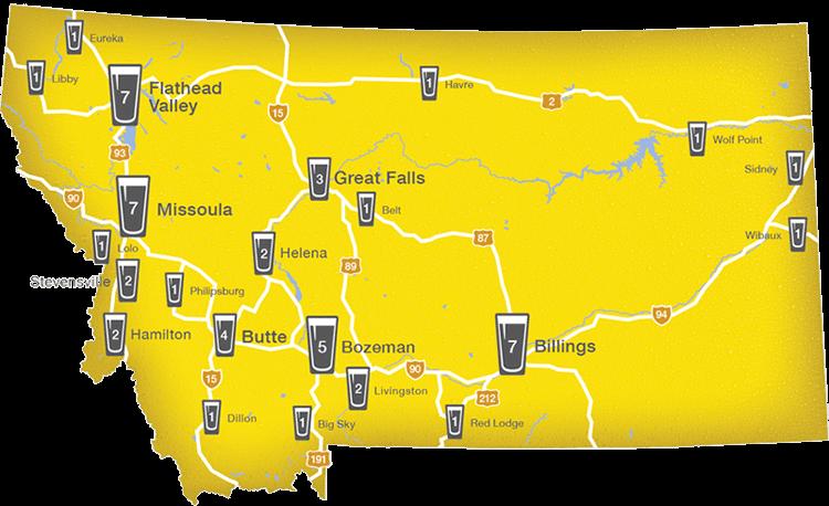 Montana Ale Trail