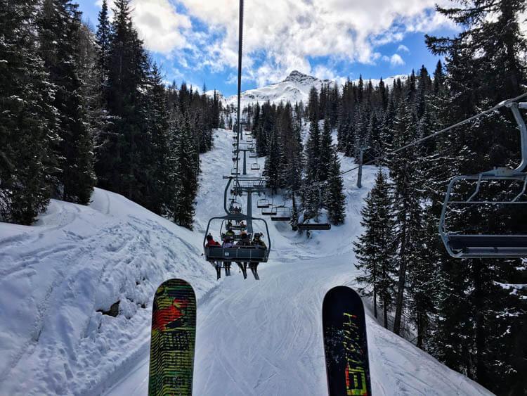 Aprica Ski Lift