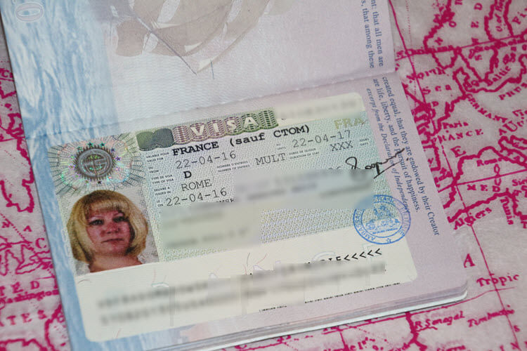 How to get a long stay visa for France