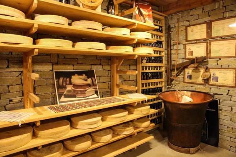 Bitto Storico Cheese Cauldron