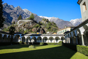Castles, Caves and Cheese in Chiavenna