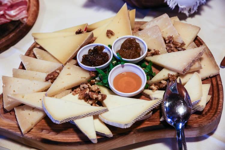 Chiavenna Cheese Lombardy