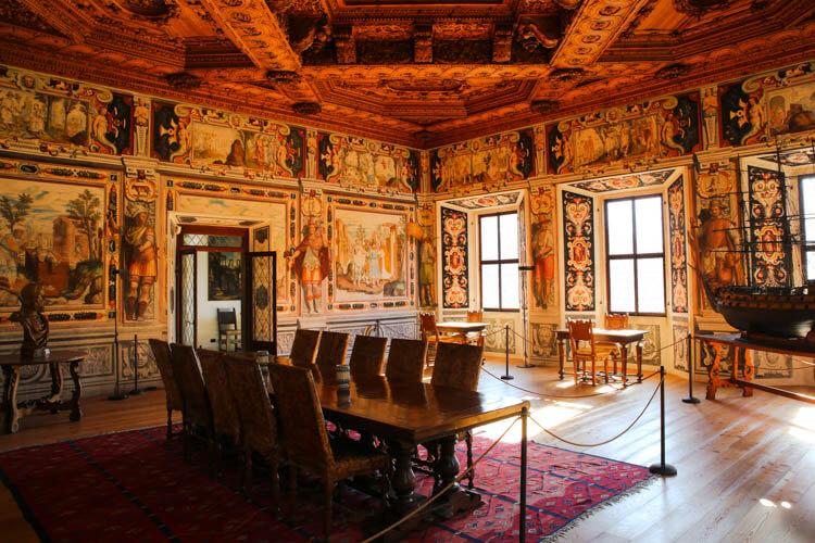 Renaissance architecture Palazzo Vertemate