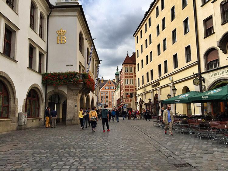 Haufbrauhaus Munich, Germany