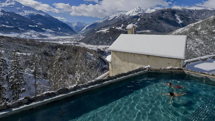 Aprica ski resort ski in ski out in the alps luxe - Star italia bagni ...