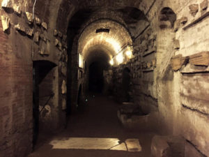 Rome's Crypts, Bones and Catacombs