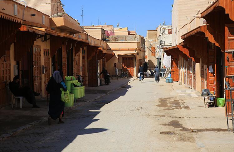 Jewish Quarter of Marrakech