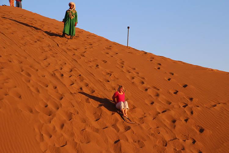 Erg Chigaga, Sahara Desert
