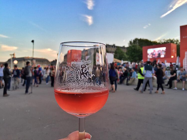 Bordeaux Fete le Vin