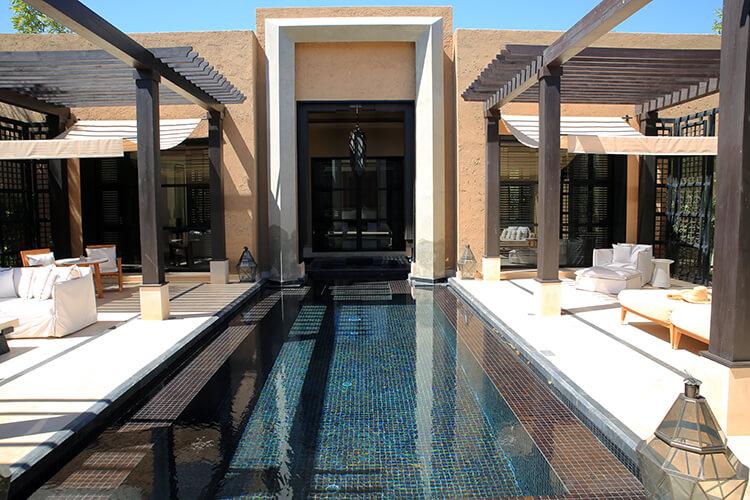 Mandarin Oriental Marrakech Villa