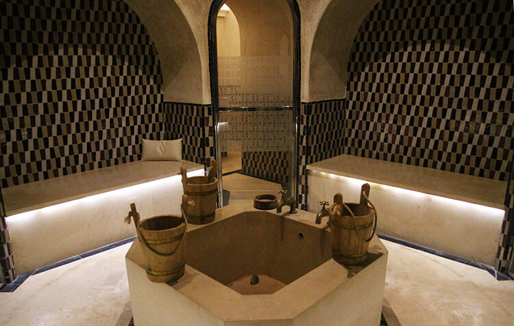 Mandarin Oriental Marrakech Spa