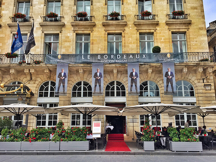 Intercontinental Bordeaux Grand Hotel