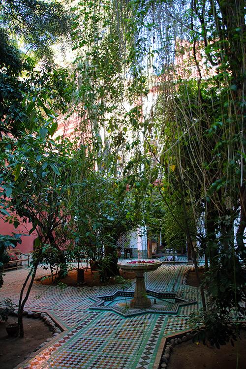 Riad Kaiss on Marrakech Food Tours