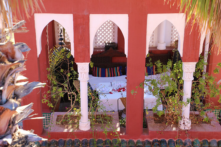 Riad Kaiss on Marrakech Food Tours