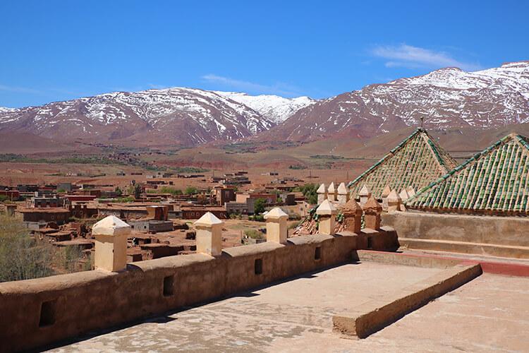 Kasbah Telouet, Morocco