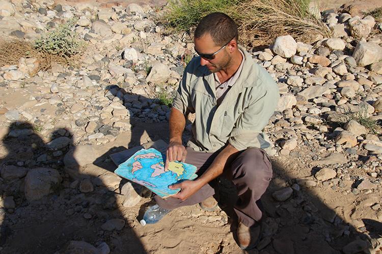 Deep Desert Israel