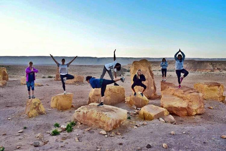 Adventure in the Negev Desert