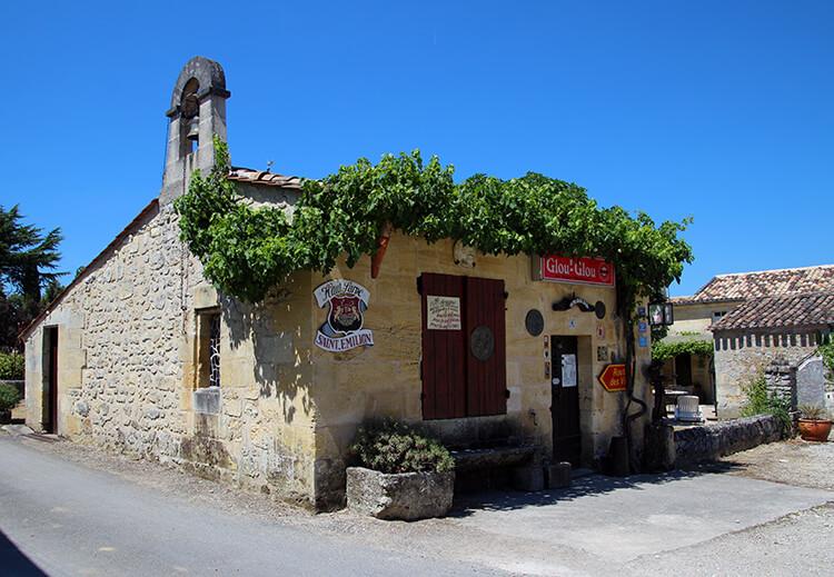 Chateau Haut-Sarpe Pub