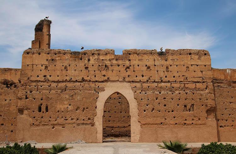 El Badi Palace Marrakech, Morocco