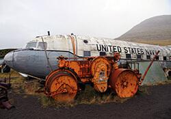 Hnjótur Plane Museum
