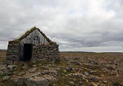 Hólmavík Turf House, Westfjords, Iceland