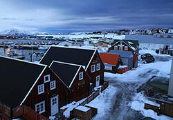 Husavik. Iceland