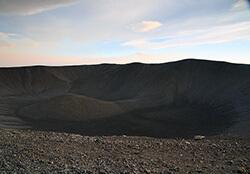 Hverfjall, Myvatn, Iceland