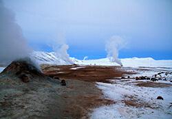 Hverir Geothermal Area, Myvatn, Iceland