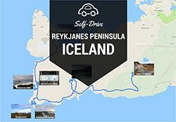 Reykjanes Peninsula Self Drive Tour