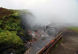 Deildartunguhver, Snaefellsnes Peninsula, Iceland