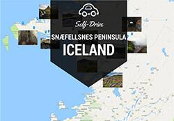 Snaefellsnes Peninsula Self-Drive Tour