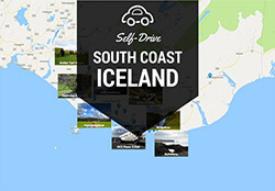 Iceland South Coast Self-Drive Tour