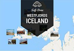 Westfjords Self Drive Tour