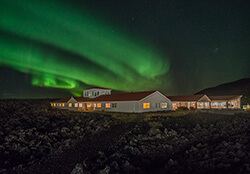 Northern Lights Inn, Grindavik
