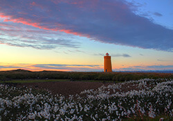 Hólmsbergsviti Lighthouse, Iceland