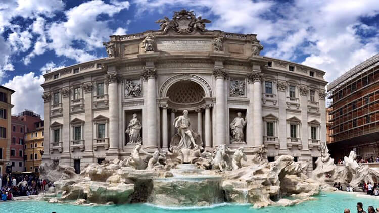 Rome Fountain Tour
