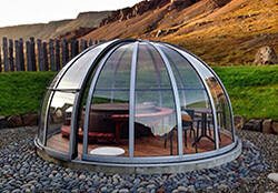 Silfurberg Guesthouse, Iceland