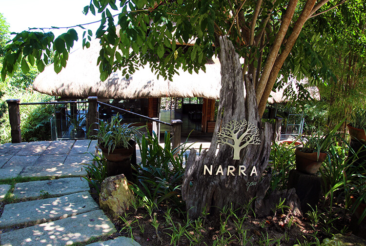 Narra Spa Two Seasons Coron Island Resort