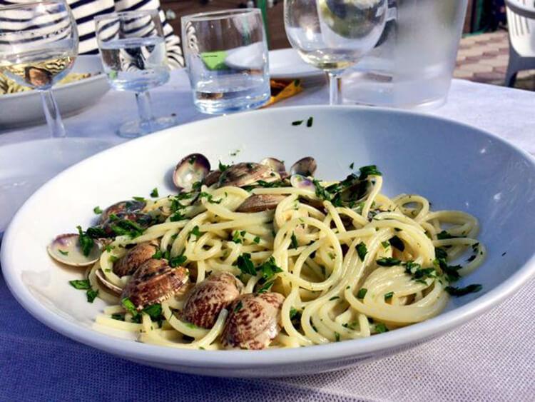 Rome's best pasta