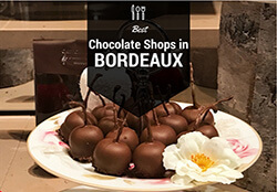 Best Chocolate Shops in Bordeaux