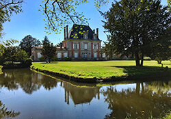 Chateau Saint Ahon, Bordeaux, France